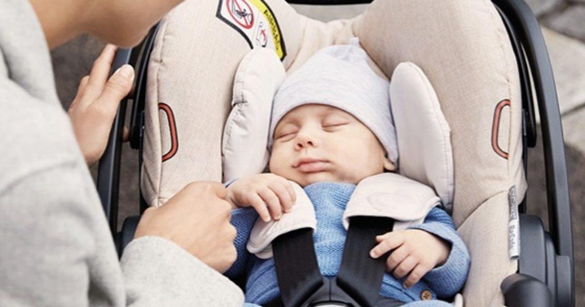С какого возрасте рекомендуется использовать детское автокресло?